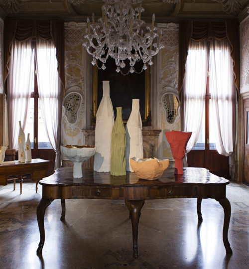 Design.Ve - WOOD OBSESSION Palazzo Loredan - Campo Santo Stefano, 2945. Photography by Cristina Galliena Bohman