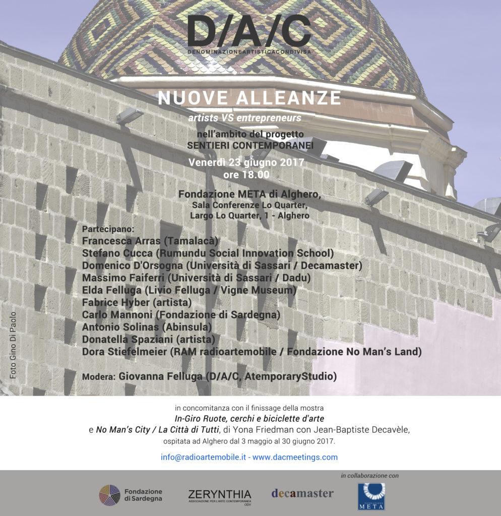 DAC Ventesimo Incontro Alghero (1)